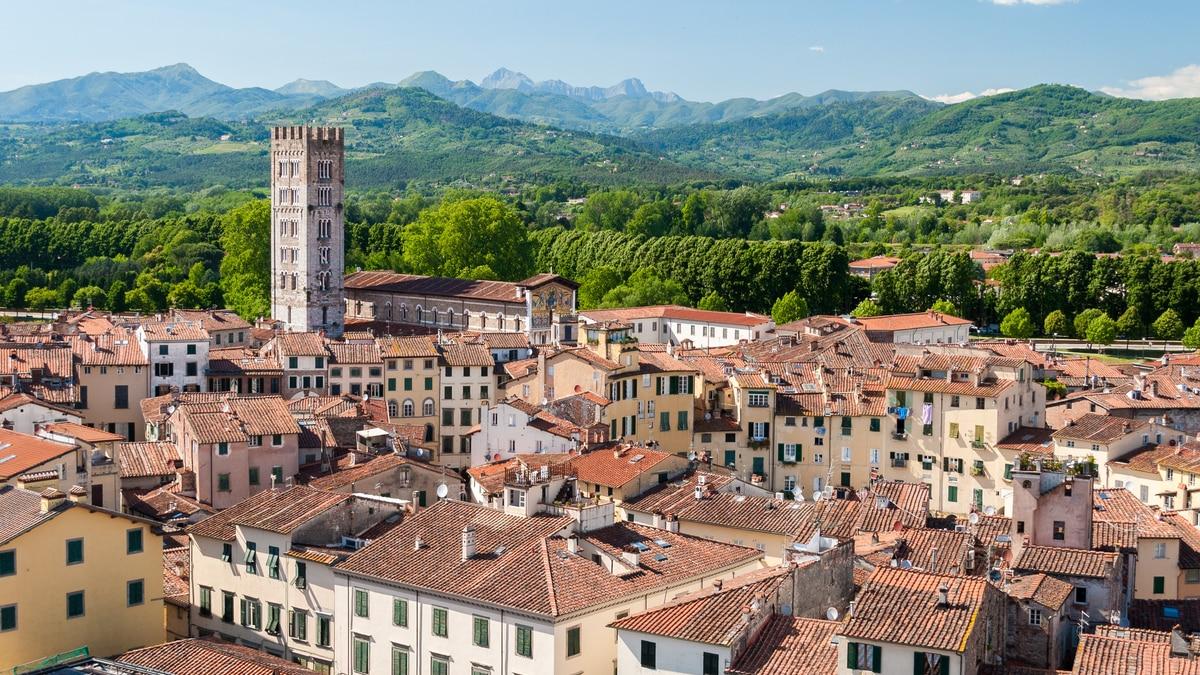 Klimatabelle Lucca – Temperatur • Beste Reisezeit • Wetter