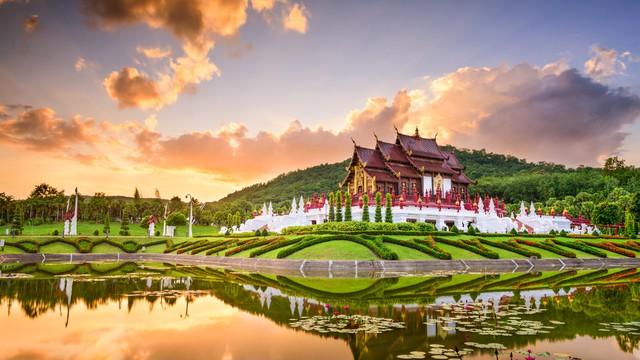 Chiang Mai Thailand Klima